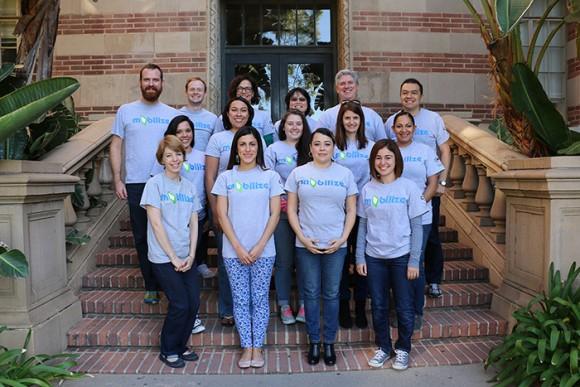 The Mobilize Team, November 2015